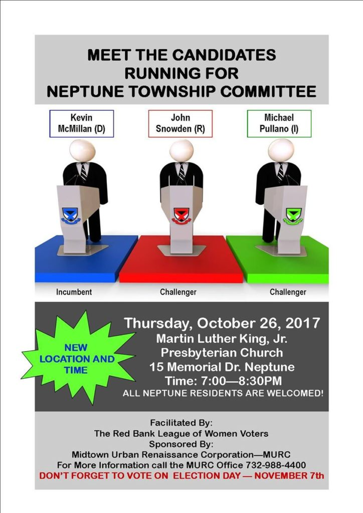 meet the candidates for neptune township committee
